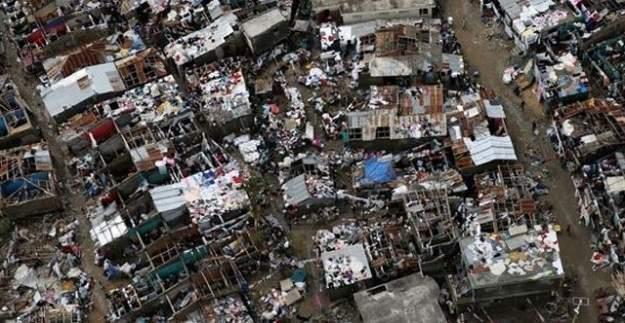 Matthew Kasırgası'nın Haiti'deki bilançosu: 842 ölü