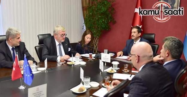 MEB ve AB arasında 300 milyon euroluk anlaşma