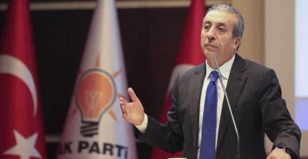 Mehdi Eker: Toprağımızda gözü olanlara asla fırsat vermeyiz