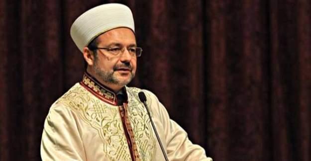 Mehmet Görmez'den 135 ülkeye uyarı mektubu