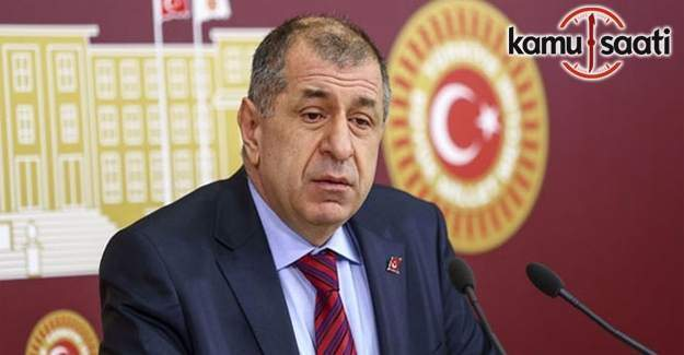 MHP Gaziantep vekili Ümit Özdağ disipline sevk edildi