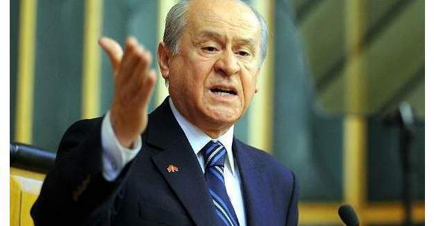 MHP lideri Bahçeli'den Şemdinli açıklaması