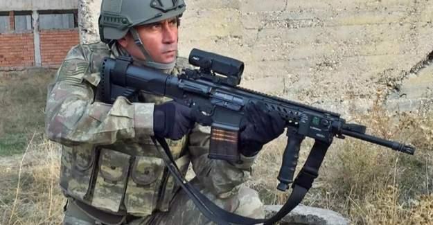Milli Piyade Tüfeği MPT-76 seri üretimde