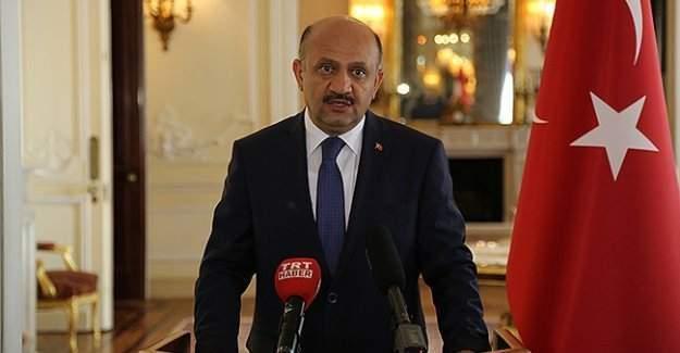 Milli Savunma Bakanı Fikri Işık: 'Füzeleri havada yakalayıp imha eden sistem geliştirdik.'