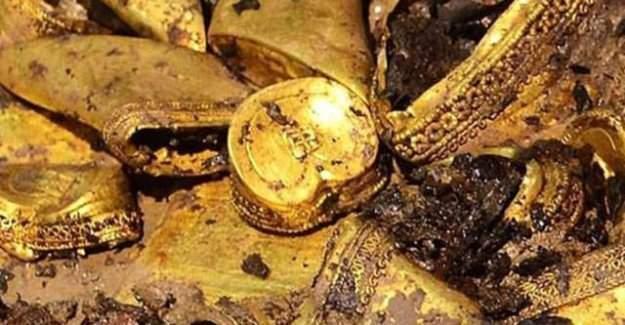 Muğla'da 10 bin yıllık 500 trilyon dolarlık hazine bulundu
