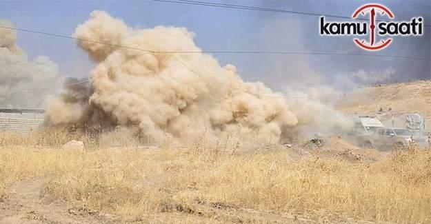 Musul'da DEAŞ'ın intihar saldırısı: 5 ölü, 10 yaralı