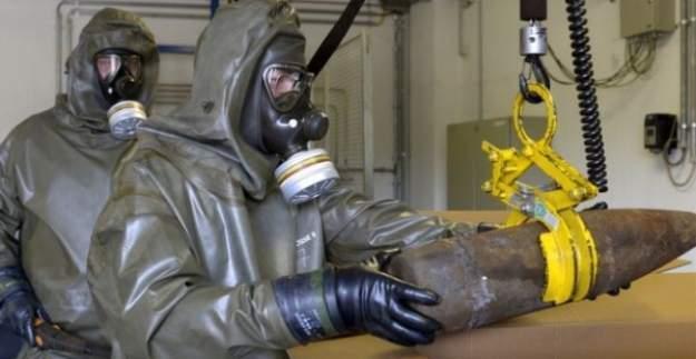 Musul'da kimyasal silah endişesi