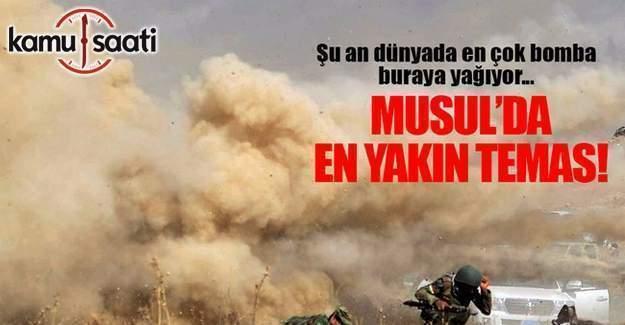 Musul operasyonuyla ilgili ilk resmi açıklama