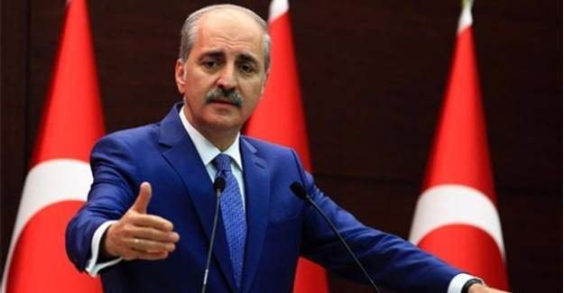 Numan Kurtulmuş: Darbe yapamadılar, şimdi Türkiye'yi...