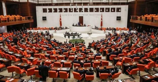 OHAL'in ilk KHK'sı Meclis'te kabul edildi