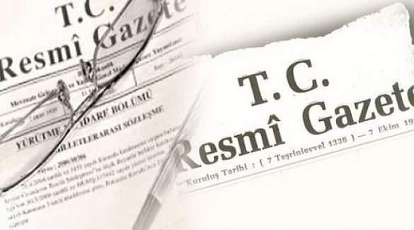 OHAL'in uzatılmasına dair karar Resmi Gazete'de