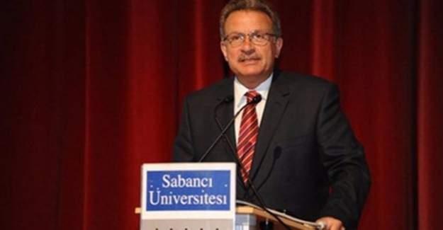 Sabancı Üniversitesi Rektörü Prof. Dr. Nihat Berker istifa etti