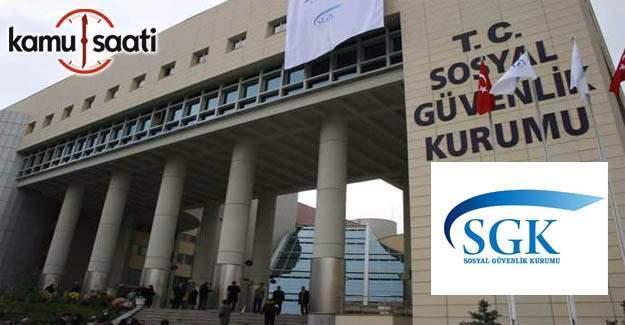 SGK'nın 31 il müdürlüğüne atama yapıldı