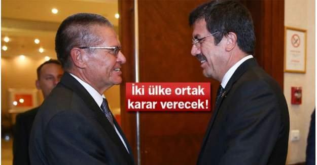 Türk-Rus Ortak Deklarasyonu İmzalandı