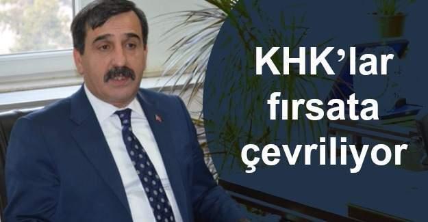 Türk Sağlık-Sen Başkanı Kahveci: Sağlık personeli alımında mülakatın getirilmesi kabul edilemez