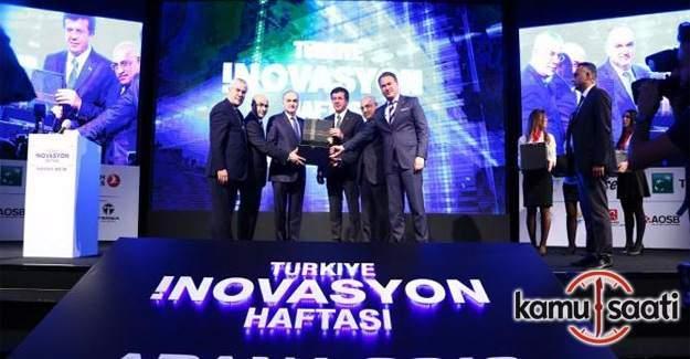 'Türkiye inovasyonda 16 basamak yükseldi'