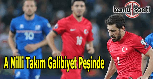 Türkiye İzlanda maçı saat kaçta, hangi kanalda? İzlanda Türkiye ilk 11'ler