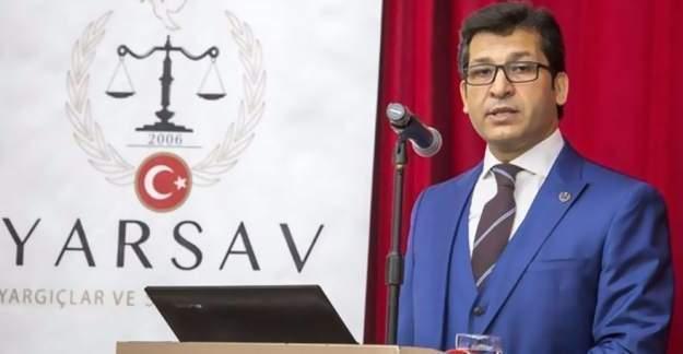 YARSAV Eski Başkanı Murat Arslan'a FETÖ gözaltısı