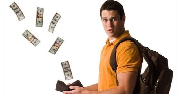 Yükseköğrenim öğrencilerine burs ve kredi engeli