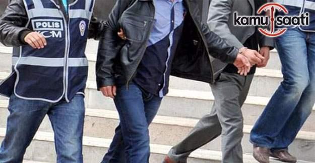 21 ilde FETÖ operasyonu: 27 gözaltı
