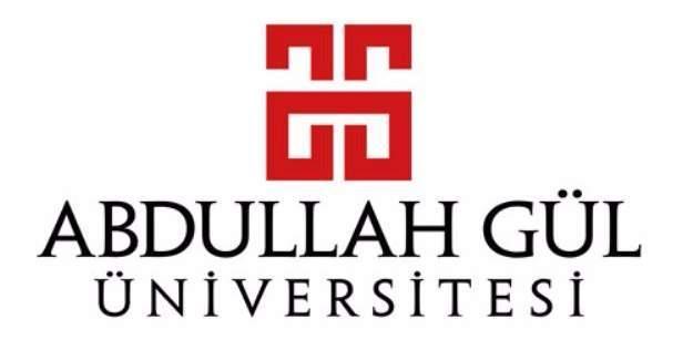 Abdullah Gül Üniversitesinde FETÖ operasyonu: Gözaltılar var