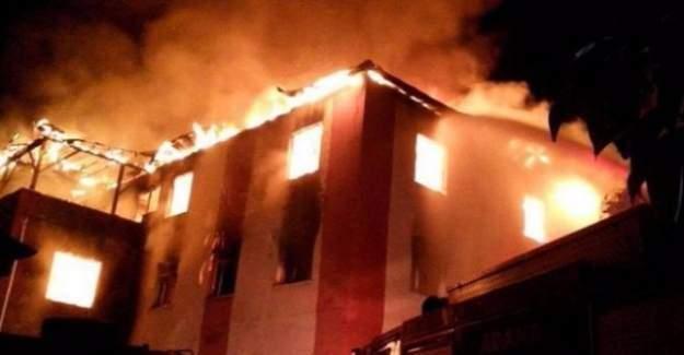 Adana Aladağ'daki yangınla ilgili 6 kişi gözaltına alındı