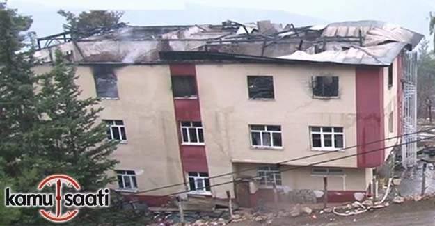 Adana Aladağ'daki yangınla ilgili 8 gözaltı daha