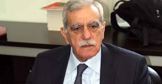 Ahmet Türk adliyeye sevk edildi
