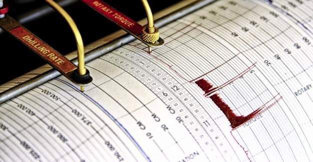Akdeniz'de deprem oldu!