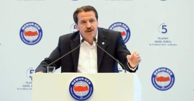 Ali Yalçın: Görevden alınma, ihraç ve iade süreci gündemi meşgul ediyor