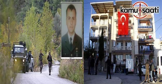 Antalya'da şehit düşen Uzman Çavuş'un kimliği belirlendi