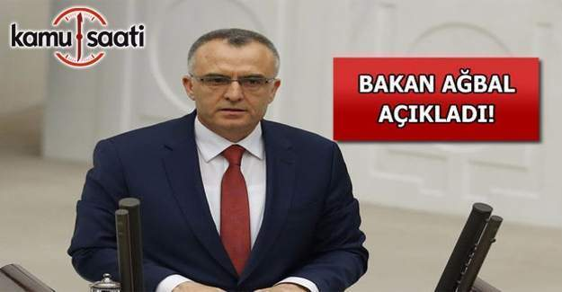 Bakan Ağbal'dan emekliye banka promosyonu açıklaması