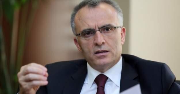 Bakan Naci Ağbal'dan asgari ücretlilere uyarı