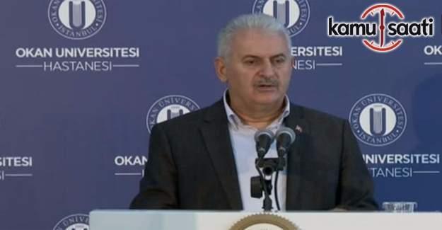 Başbakan Yıldırım'dan cinsel istismar açıklaması