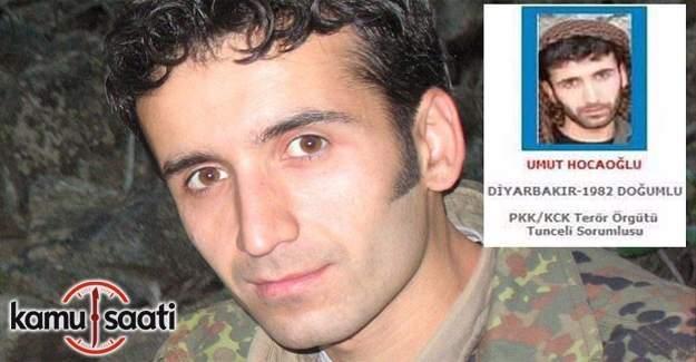 Başına 1.5 milyon ödül konan PKK'lı öldürüldü