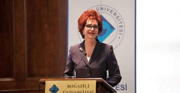 Boğaziçi Üniversitesi eski rektörü Gülay Barbarosoğlu'ndan veda mesajı