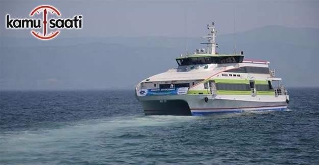 BUDO, Kabataş yerine Sirkeci'deki iskeleyi kullanacak