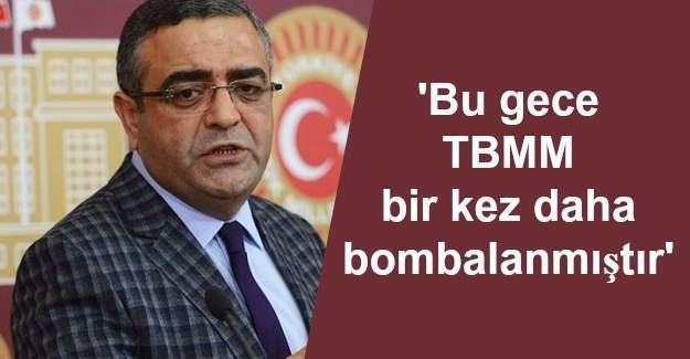 CHP'li Sezgin Tanrıkulu'dan şok HDP açıklaması