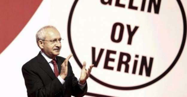 CHP'ye oy vermeyen CHP'li üyeler için karar verildi