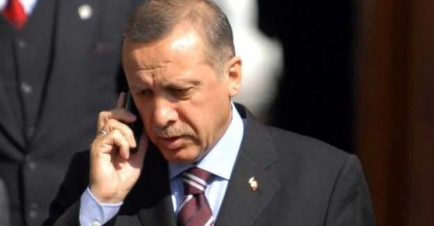Cumhurbaşkanı Erdoğan'dan Hariri'ye tebrik telefonu