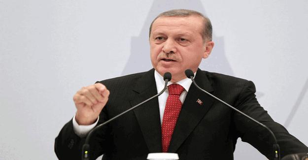 """Cumhurbaşkanı Erdoğan: """"Demokrasi ve Laikliğin tanımını yeniden yaptık"""""""