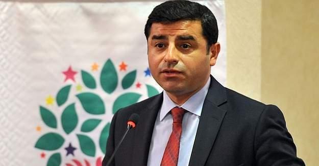 Demirtaş'ın tutukluluğuna yapılan itiraz reddedildi