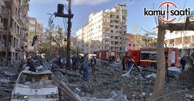 Diyarbakır'da ölenlerin sayısı 11'e yükseldi