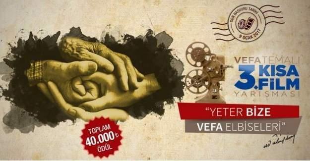 Eğitim Bir Sen'in Vefa temalı 3. kısa film yarışması ana jürileri belli oldu