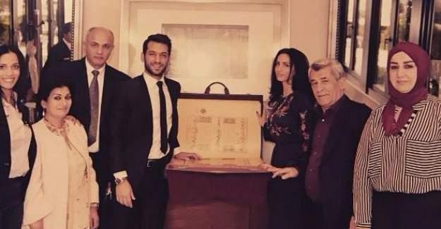Erdoğan'dan Murat Yıldırım'ın eşine hediye