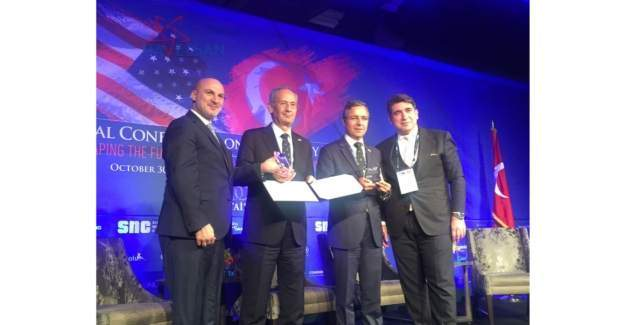 'HAVELSAN'a 2016 Savunma Sanayi Ödülü