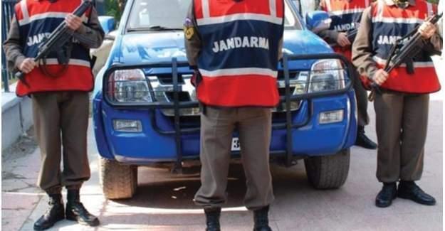 Jandarmaya FETÖ operasyonu: 12 gözaltı