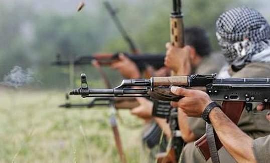 Kars'ta PKK'lılarca Askeri üsse ateş açıldı