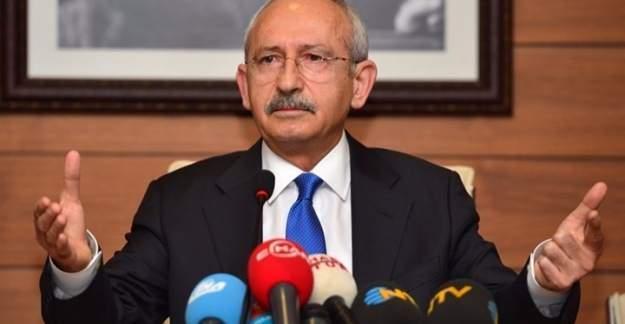 Kemal Kılıçdaroğlu'ndan Aladağ'daki yangınla ilgili açıklama