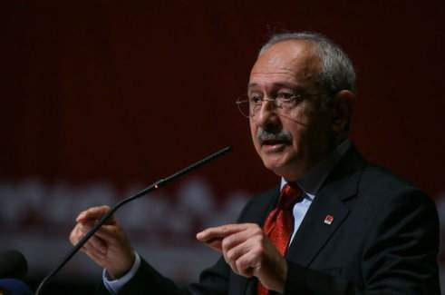 Kılıçdaroğlu: ''Biz yüzümüzü hep Batı'ya döndük, bizi cezalandırmayın.''